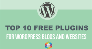 Top 10 Free WordPress Plugins
