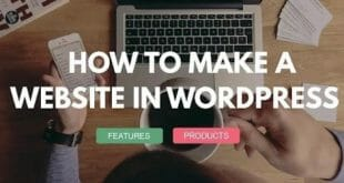 how-to-make-a-website-with-wordpress-2016