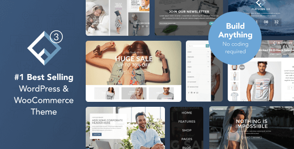 Best WordPress Themes for eCommerce Websites 2017