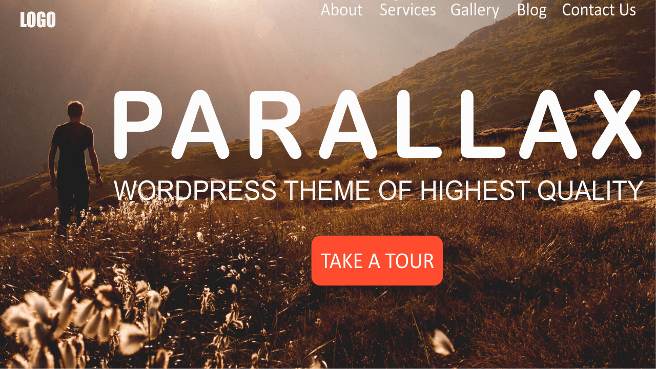 How to Make a Parallax WordPress Website 2017 – Awesome!