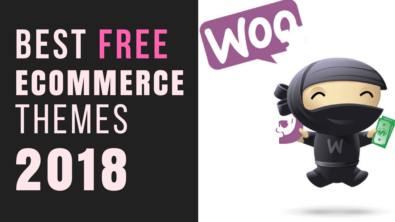 Best Free WordPress WooCommerce Themes 2018 – eCommerce