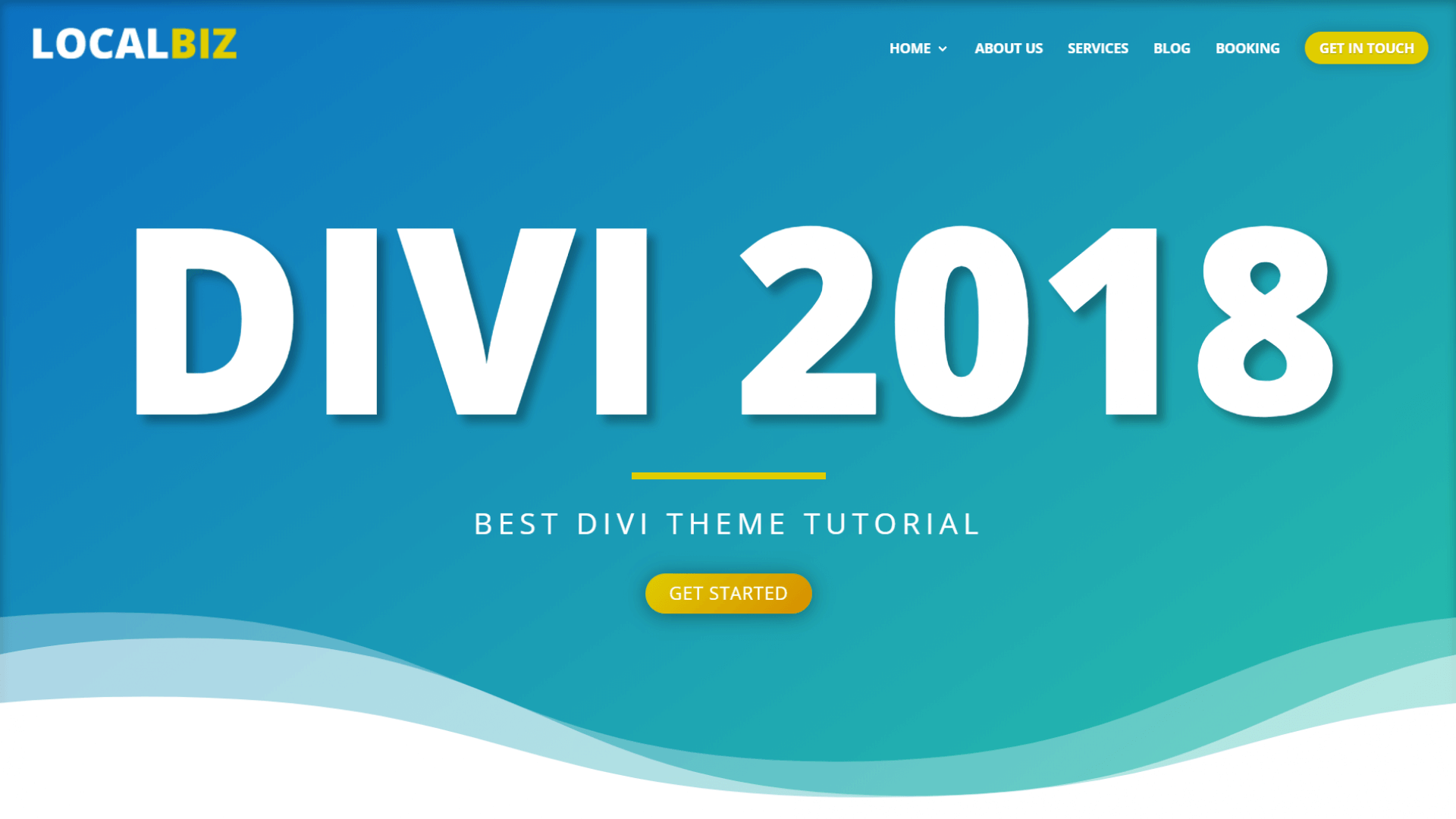 How to Make a WordPress Website 2018 – Divi Theme Tutorial