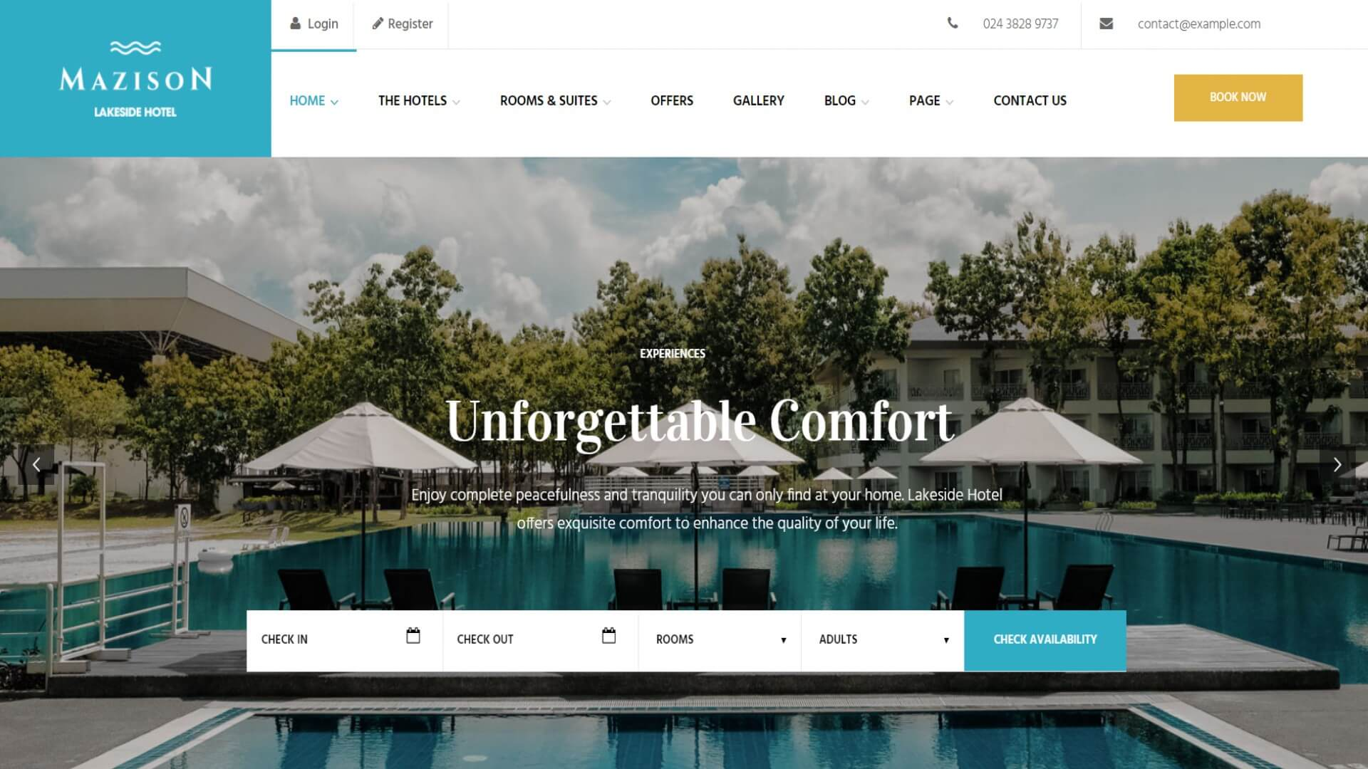 How to Make a Hotel Booking & Management Website with WordPress – 2018