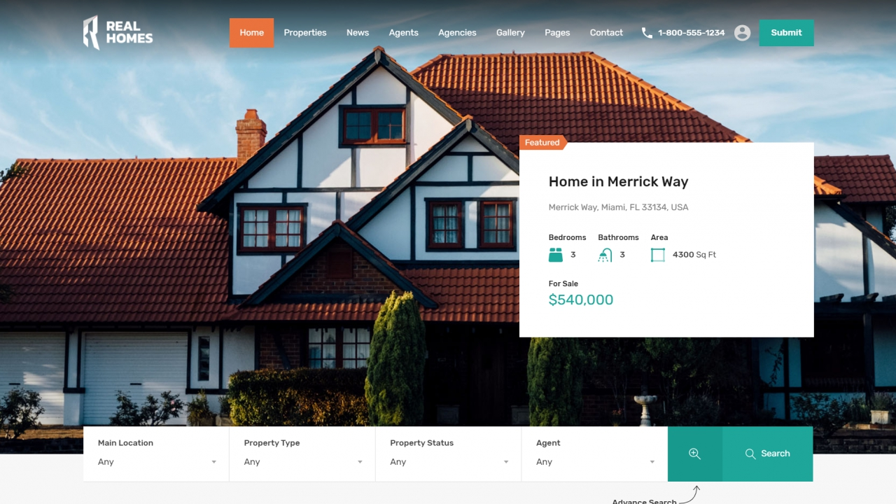 How to Make a Real Estate Website with WordPress & Real Homes