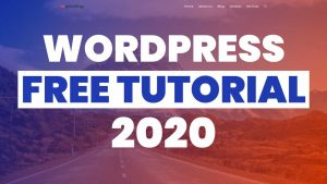 How to Make a WordPress Website for FREE with Elementor 2020