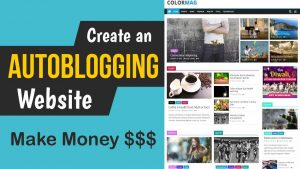 How to Make an AutoBlogging Website with WordPress and Automatic Plugin & Make Money in 2020