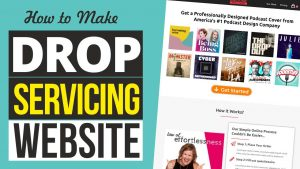 How to Create FREE DROP SERVICING Website with WordPress – New Way to Make Money 2020!!!