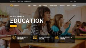 How to Create an Online Course, LMS, Educational Website like Udemy with WordPress 2020 – eduma Theme