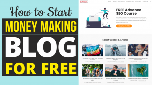 How to Start Money Making Blog for FREE with WordPress, AdSense, Affiliate & Email Marketing 2021