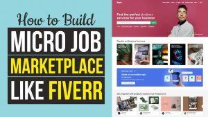 How to Make Freelancer & Micro Job Marketplace Website Like Fiverr, Freelancer & Upwork – WordPress 2021