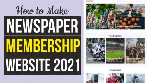 Read more about the article How to Make Membership Newspaper Website & Magazine Blog with WordPress – Ultimate Membership Pro